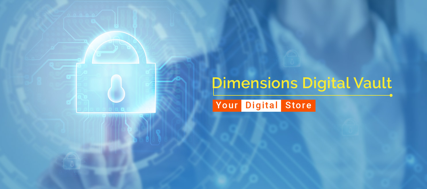 Dimensions Digital Vault